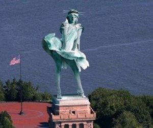 Statue-de-la-Liberte-Marylin