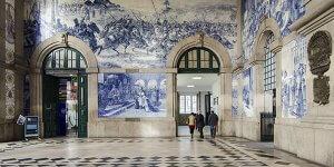 Porto-gare-trains-sao-Bento