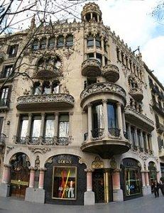 CasaLleoMorera-barcelone