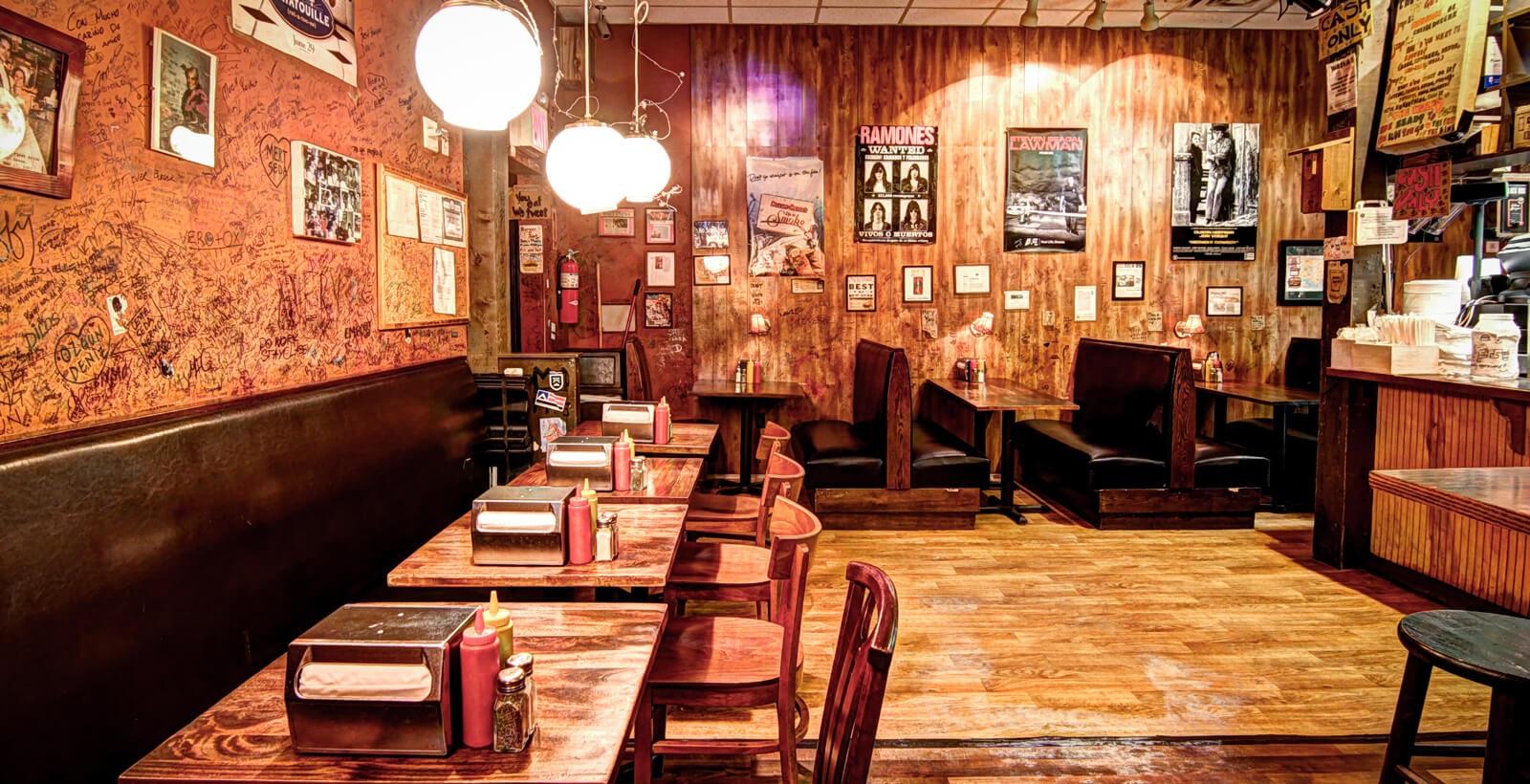 Les meilleurs restaurants de burger à New York
