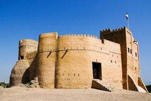 Fujairah_Fort_Side-View-Fujairah