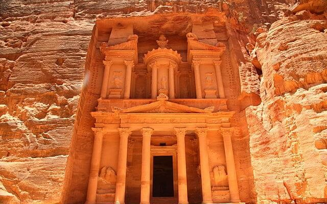Petra-Jordanie-tresor-kazneh