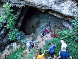 Philippines-grotte de Sumaging