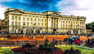 Buckingham Palace-londres-visiter