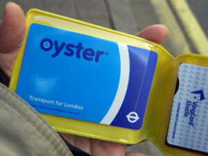 Oyster Card-londres